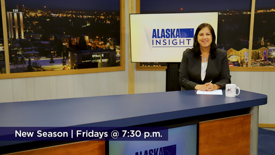 Watch Alaska Insight Fridays at 7:30 p.m. on Alaska Public Media TV.