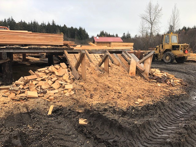 In a quest for cheaper energy, Kake turns to biomass heating - Alaska Public Media