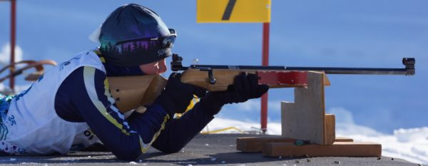 Biathlon Prone Shooter