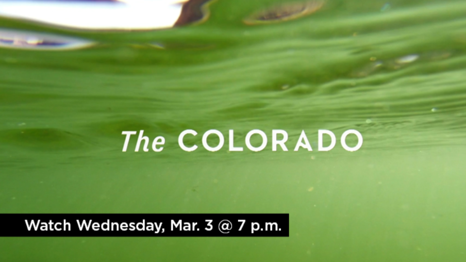 Watch The Colorado Wednesday, March 3 at 7 p.m. on Alaska Public Media TV.
