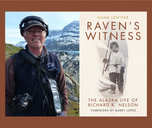 the cover of Raven's Witness