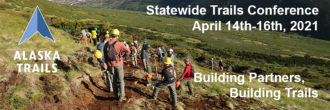 Alaska Trails banner ad