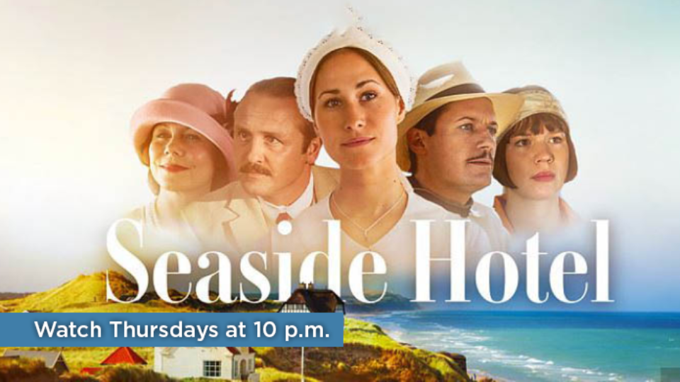 Watch Seaside Hotel Thursdays at 10 p.m. on Alaska Public Media TV.