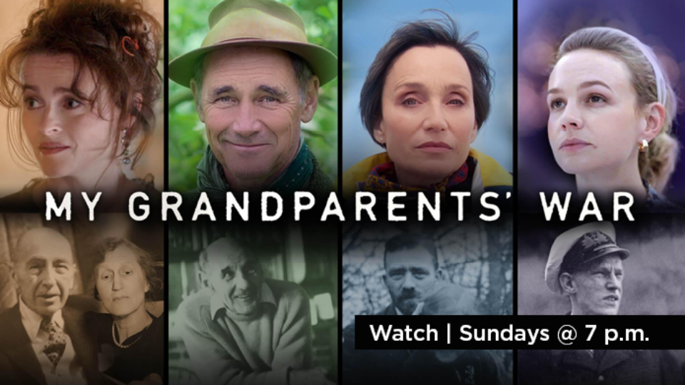 Watch My Grandparents' War Sundays at 7 p.m. on Alaska Public Media.