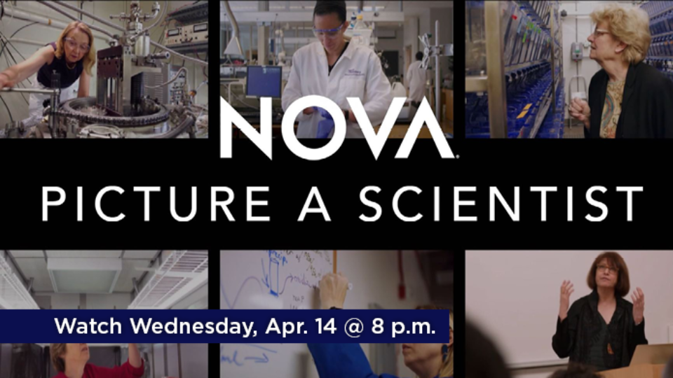 Watch NOVA: Picture a Scientist Wednesday, April 14 at 8 p.m. on Alaska Public Media TV.