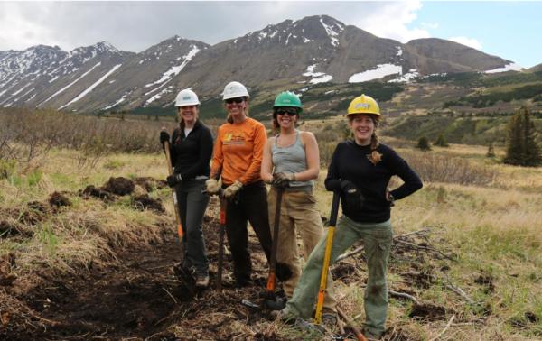 Alaska Trails Volunteers