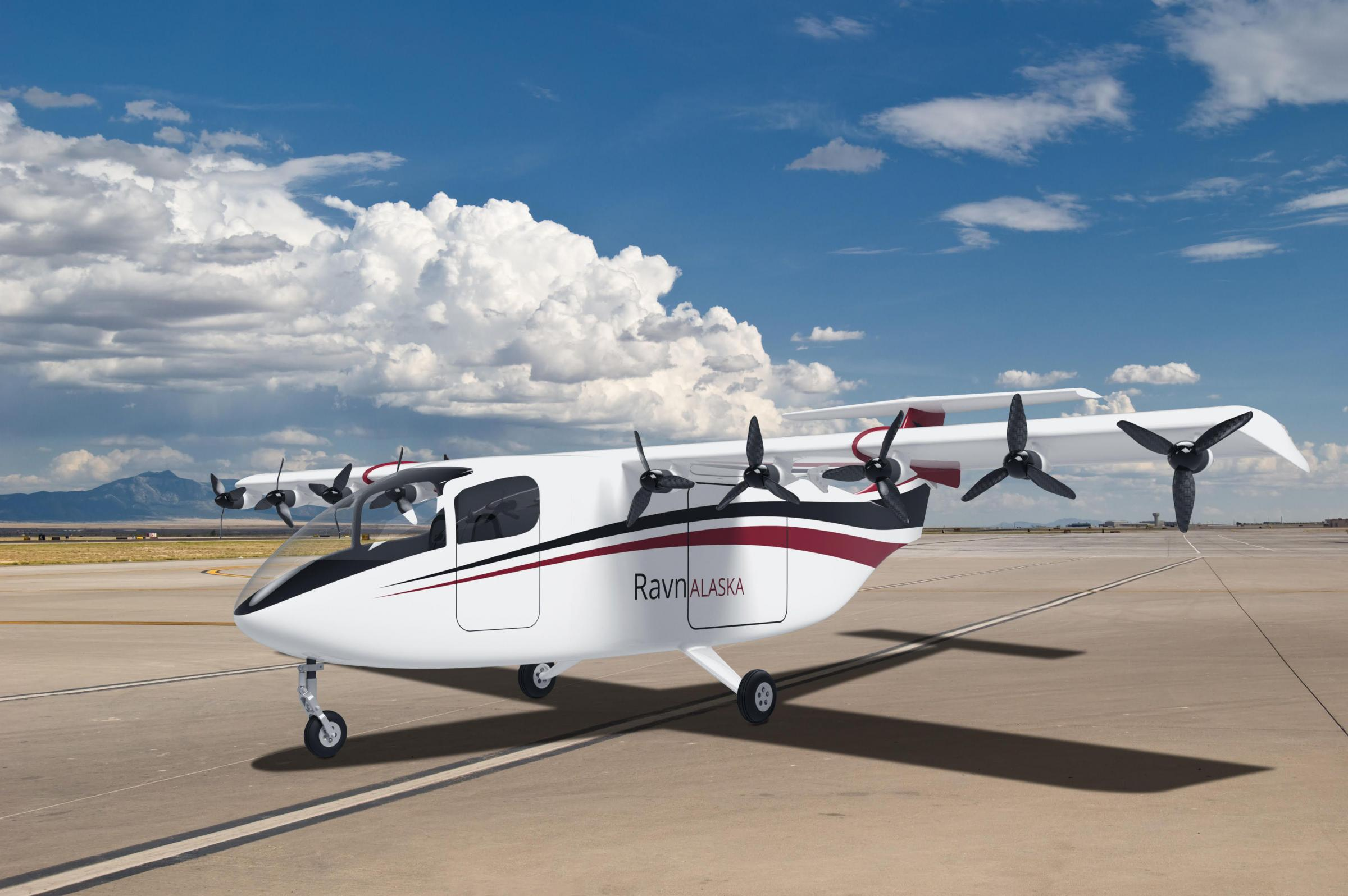 Ravn Alaska to purchase fleet of electric aircrafts