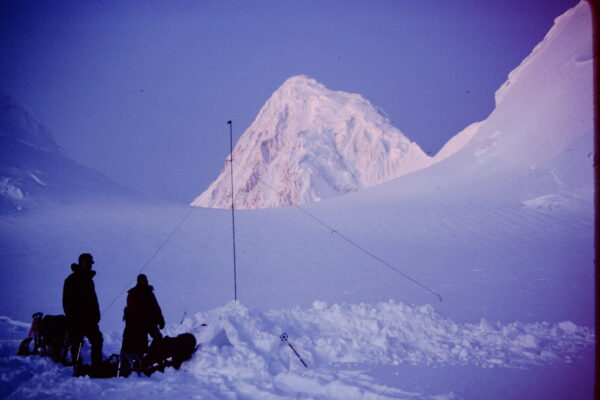 Russell base camp