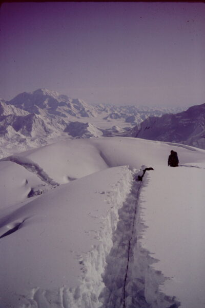 St Elias the trench