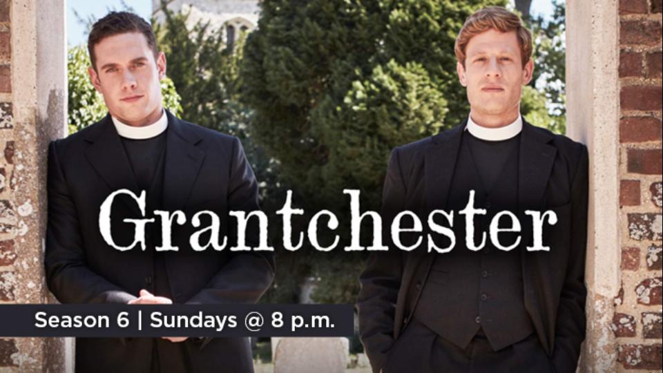 Watch Grantchester Sundays at 8 p.m. on Alaska Public Media TV.